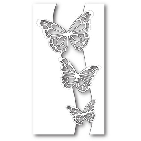 Memory Box - Stanssi, Butterfly Swell