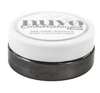 Tonic - Nuvo Embellishment Mousse, Black Ash, 62,5g