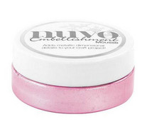 Tonic - Nuvo Embellishment Mousse, Peony Pink, 62,5g