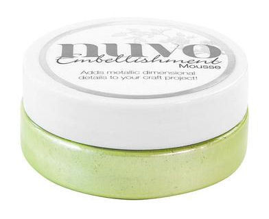 Tonic - Nuvo Embellishment Mousse, Spring Green, 62,5g