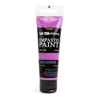 Prima Marketing - Finnabair Art Alchemy Impasto Paint, Heather