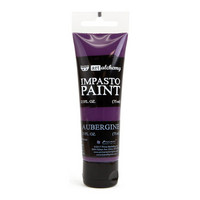 Prima Marketing - Finnabair Art Alchemy Impasto Paint, Aubergine