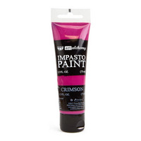 Prima Marketing - Finnabair Art Alchemy Impasto Paint, Crimson