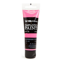 Prima Marketing - Finnabair Art Alchemy Impasto Paint, Raspberry Pink