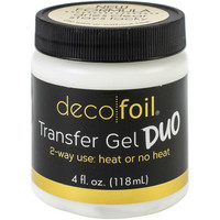 DecoFoil - Transfer Gel Duo, 118ml