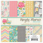 Simple Stories - Paperikko, Vintage Bliss, 6