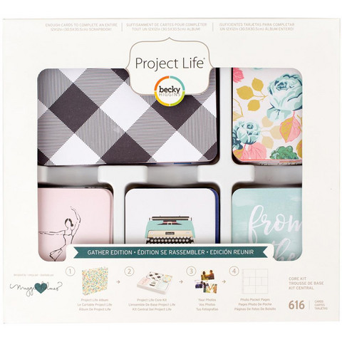 Project Life Core Kit, Gather, 616osaa