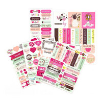 Prima Marketing - My Prima Planner Stickers, Good Vibes, 191 tarraa