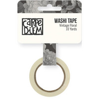 Simple Stories - Carpe Diem Washi, Beautiful Vintage Floral