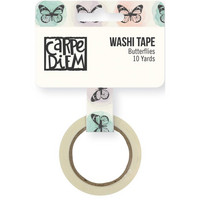 Simple Stories - Carpe Diem Washi, Bliss Butterflies