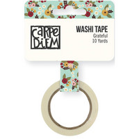 Simple Stories - Carpe Diem Washi, Vintage Blessings Grateful