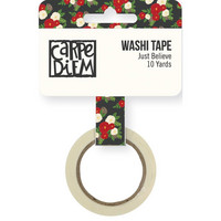 Simple Stories - Carpe Diem Washi, Very Merry Just Believe