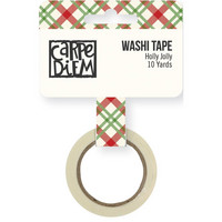 Simple Stories - Carpe Diem Washi, Very Merry Holly Jolly