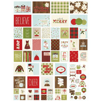 Simple Stories - Sn@p! Card Pack Classic Christmas, 113 osaa