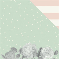 Simple Stories - Beautiful Double-Sided Elements Cardstock 12