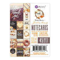 Prima Marketing - Amber Moon Journaling Notecards, 3