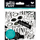 Illustrated Faith - Faith>Fear Die-Cuts, 35 osaa