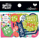 Illustrated Faith - Advent Designer Clips, 16kpl