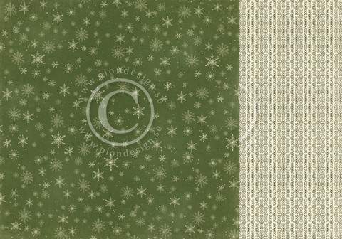 Pion Design - Christmas Wishes - Snowfall