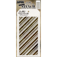 Tim Holtz - Layered Stencil, Peppermint