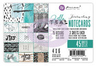 Prima Marketing - Zella Teal - Journaling Cards, 4
