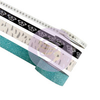 Prima Marketing - Zella Teal Decorative tape, 4 rullaa