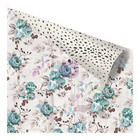 Prima Marketing - Zella Teal Paper, Stone Rose, 12