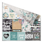 Prima Marketing - Zella Teal Paper, Live Loudly, 12