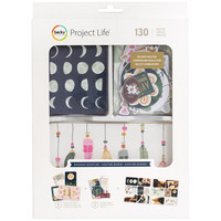Project Life - Bohemian Value Pack, 130 osaa