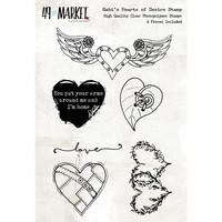 49 and Market - Gabi's Hearts Of Desire, Leimasetti