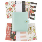 Simple Stories - Carpe Diem, Personal Planner Boxed Set, Robin's Egg
