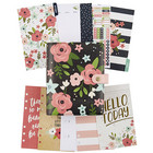 Simple Stories - Carpe Diem, Personal Planner Boxed Set, Black Blossom