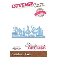 Cottage Cutz - Christmas Town, Stanssi