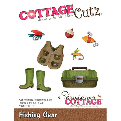 Cottage Cutz - Fishing Gear, Stanssi