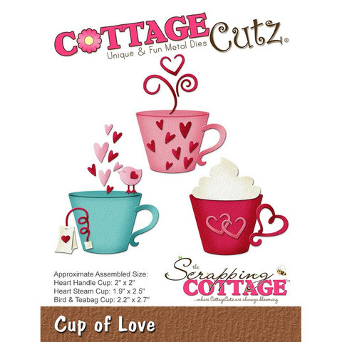 Cottage Cutz - Cup Of Love, Stanssi