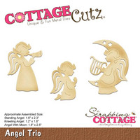 Cottage Cutz - Angel Trio, Stanssi