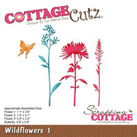 Cottage Cutz - Wildflowers, Stanssi