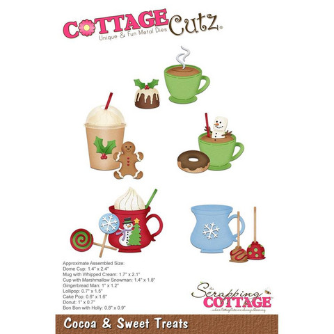 Cottage Cutz - Cocoa & Sweet Treats, Stanssi