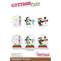Cottage Cutz - Snowglobe Friends, Stanssi