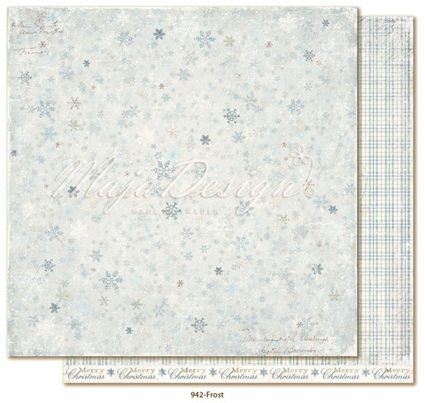 Maja Design - Joyous Winterdays - Frost