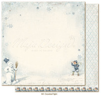 Maja Design - Joyous Winterdays - Snowball fight