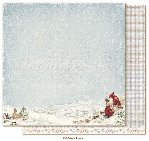 Maja Design - Joyous Winterdays - Santa Claus