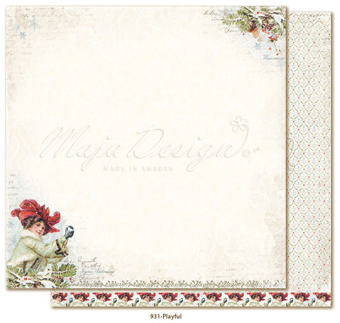 Maja Design - Joyous Winterdays - Playful