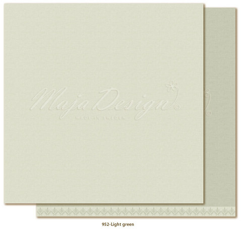 Maja Design - Monochromes - Shades of Winterdays - Light Green
