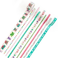 Artminds - Washi Tapes, Jingle Jolly, teippisetti