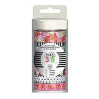 MAMBI - Happy Planner Washi Tapes, Market Floral, teippisetti