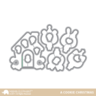 Mama Elephant - Creative Cuts, A Cookie Christmas, Stanssisetti