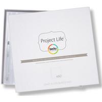 Project Life - Suojataskut 12''x12'', 1-os. 60kpl