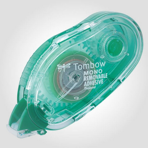 Tombow - Glue Tape Tarrarolleri, 8,4mm x 12m