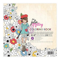 Prima Marketing - Julie Nutting Coloring Book, Dolls